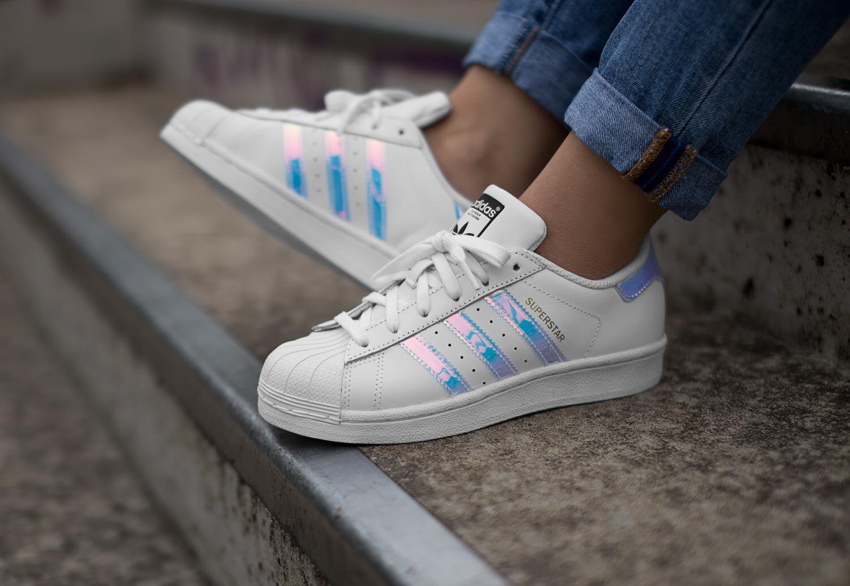 adidas superstar jw chaussures blanc argent Off 52% - www ...