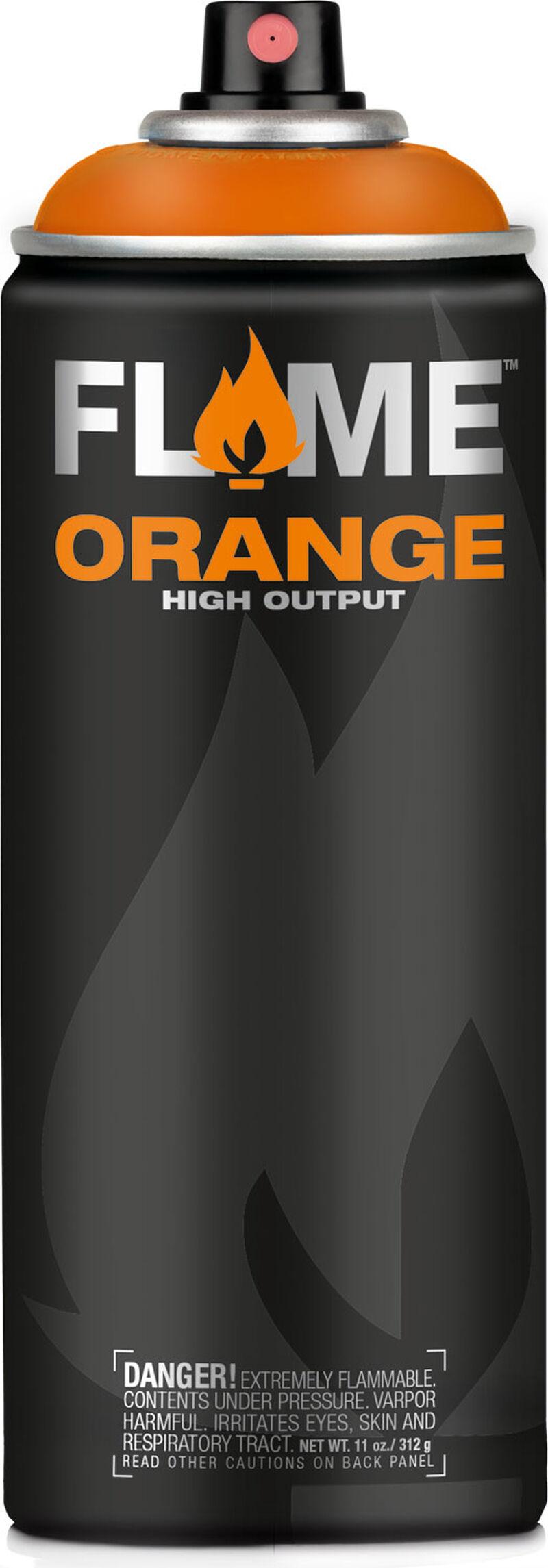 Flame Orange 400 ml