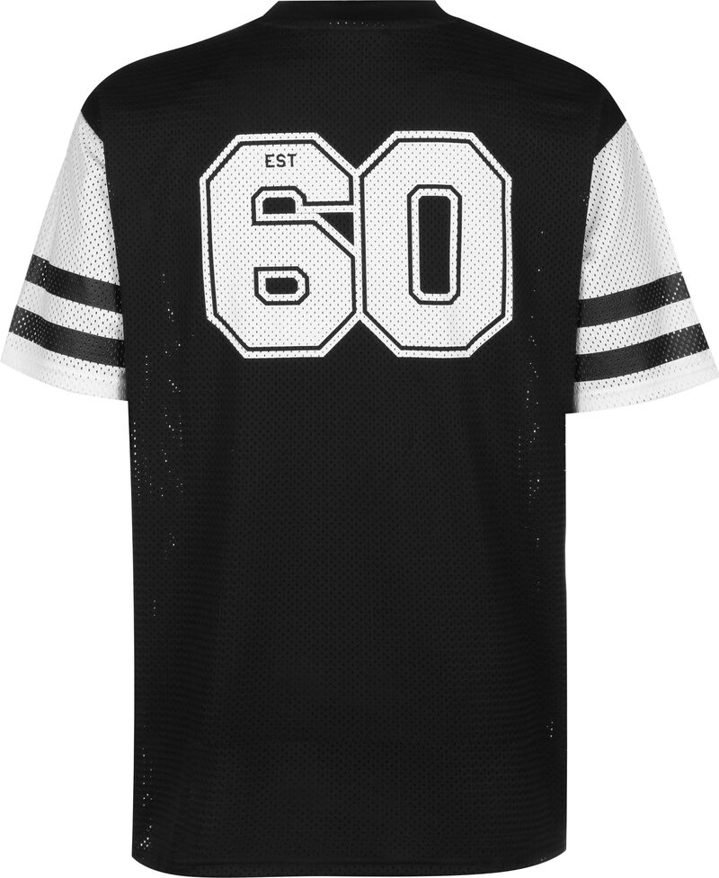 NFL Contrast Sleeve Oversized Oakland Raiders