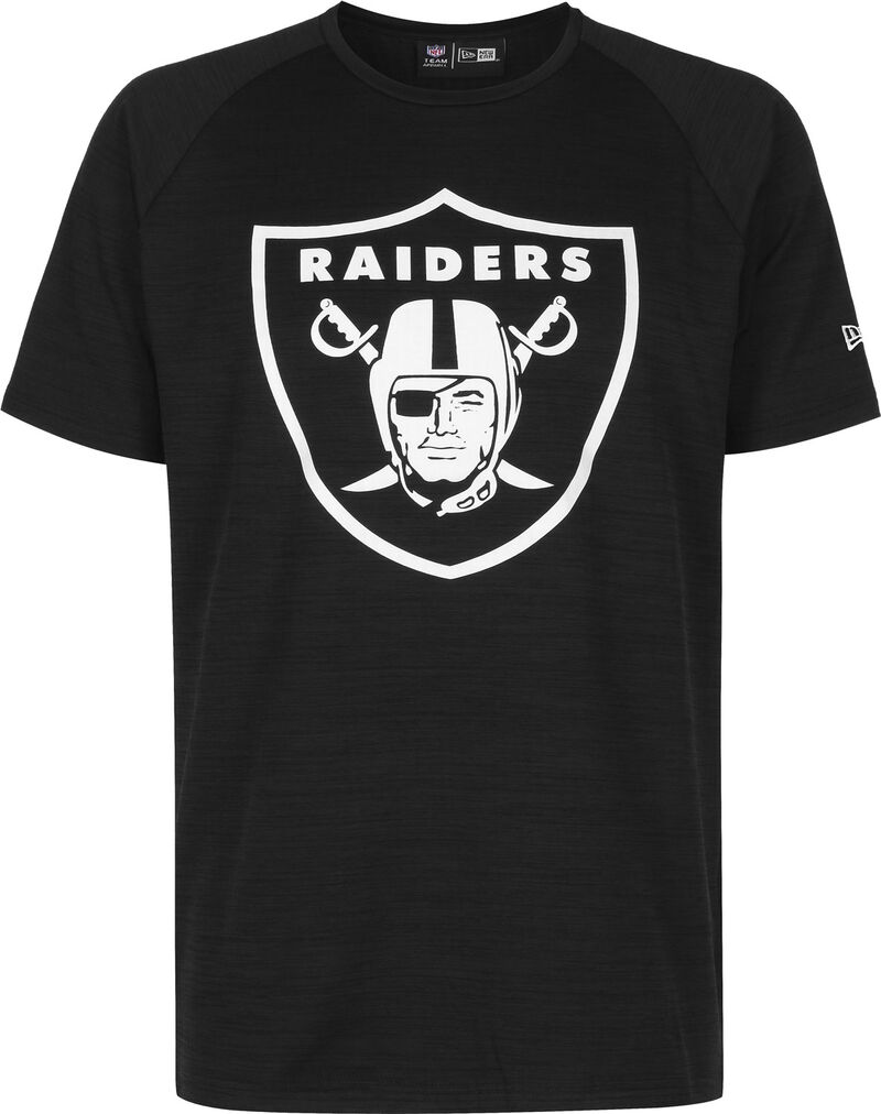 NFL Engineered Raglan Oakland Raiders