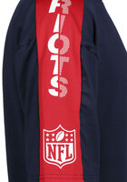 NFL Oversized Shoulder Print New England Patriots