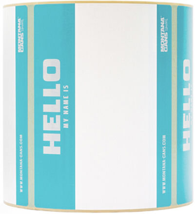 Hello My Name Is… 500 pcs