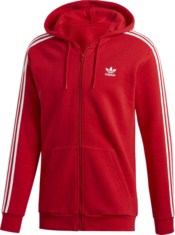 Adidas Hommes Survêtement Veste et Pantalon de Jogging Trois Stripe Set