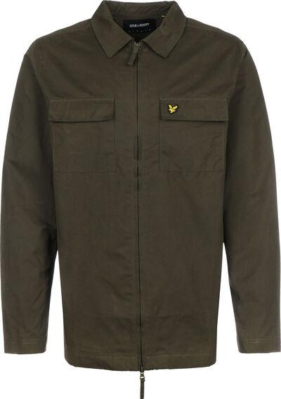 Cotton/ Nylon Overshirt
