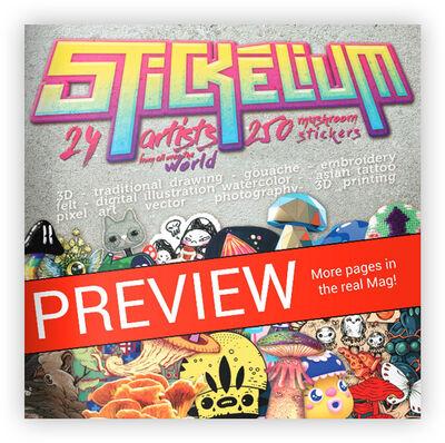 Stickelium #1