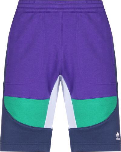 violet bleu vert