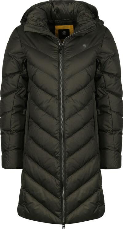 Slim Down Long Coat W