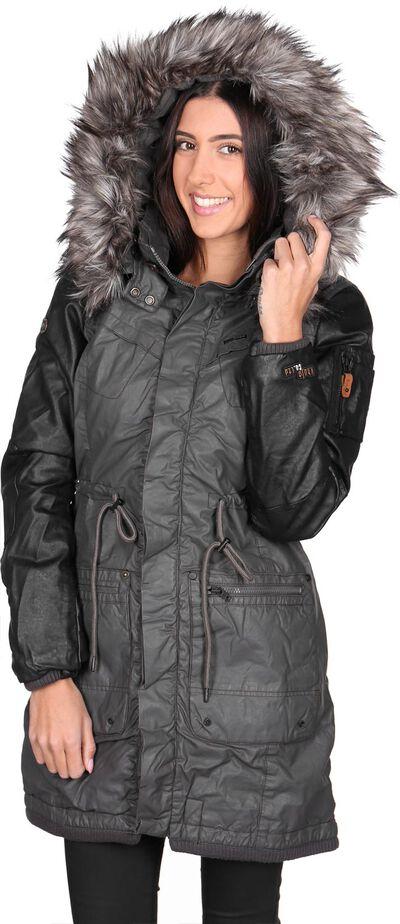 Julita Fake Leather W