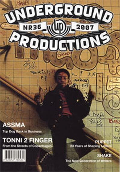 Underground Productions #36