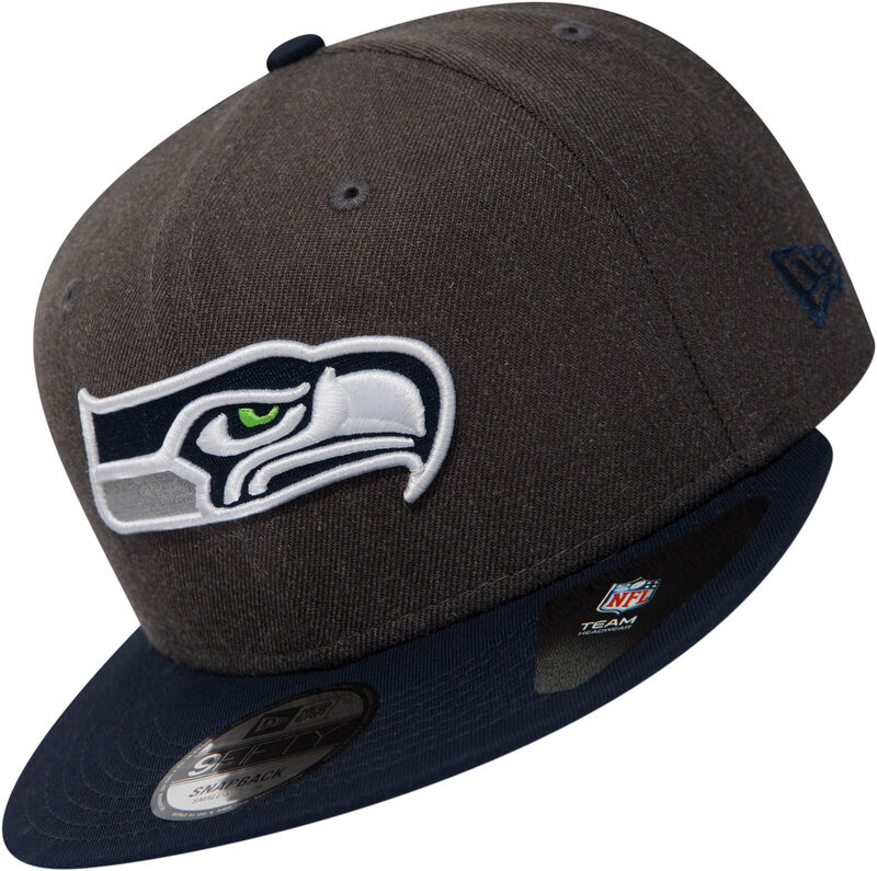 9Fifty NFL Heather Seattle Seahawks