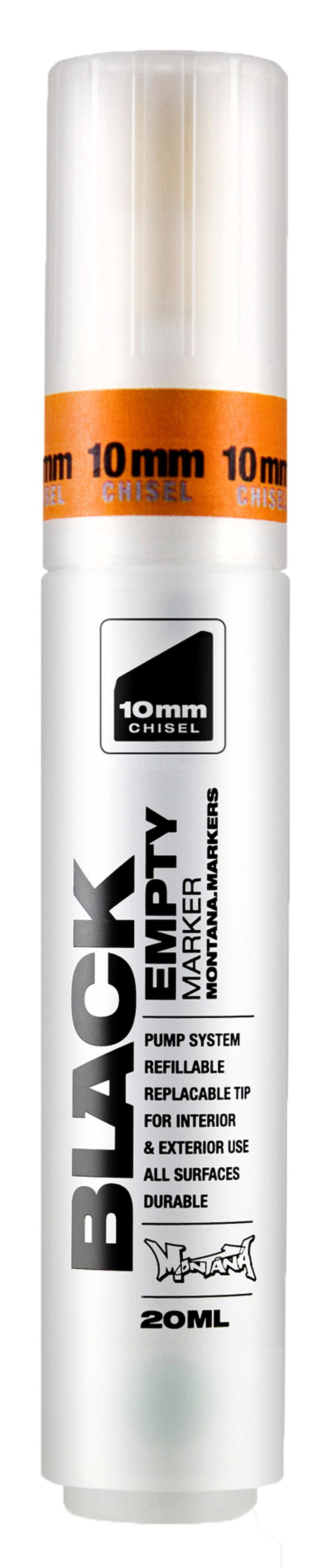 Black 10 mm Chisel