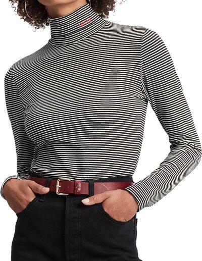 Knit Turtleneck W