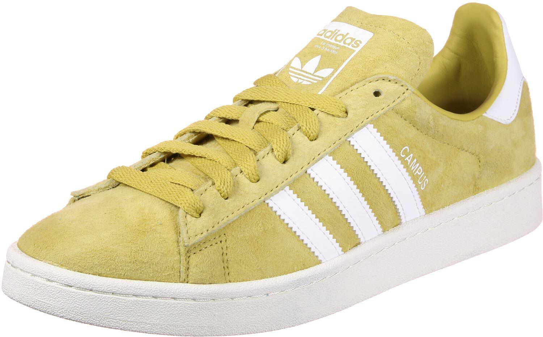 Baskets Low Homme adidas Campus chaussures marron beige