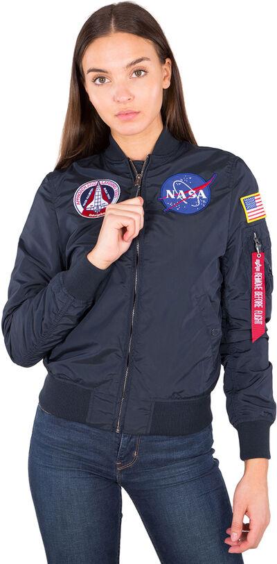 MA-1 TT NASA Reversible W