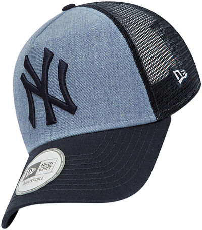 Heather Trucker NY Yankees