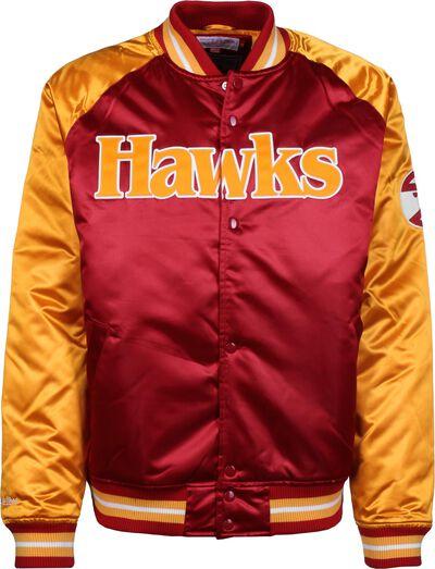 Though Season Satin Atlanta Hawks