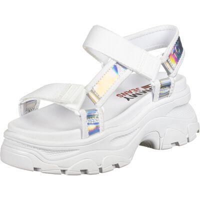 Iridescent Hybrid Sandal