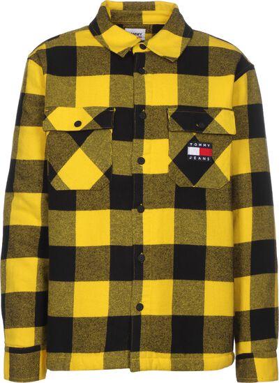 Sherpa Flannel Overshirt