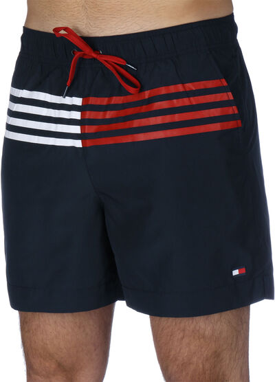 Core Flag Stripe Medium Drawstring