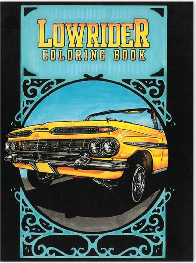 Lowrider Coloring