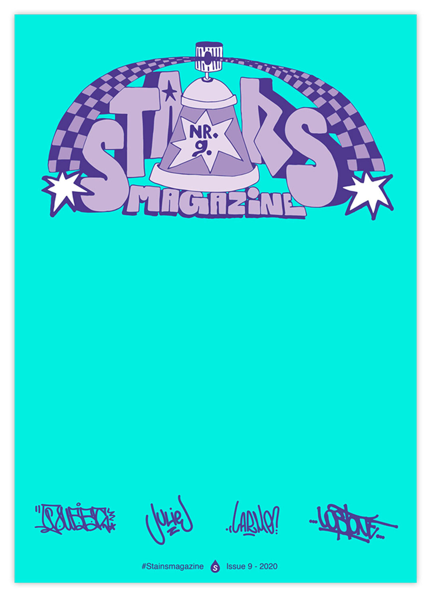 Stains #9