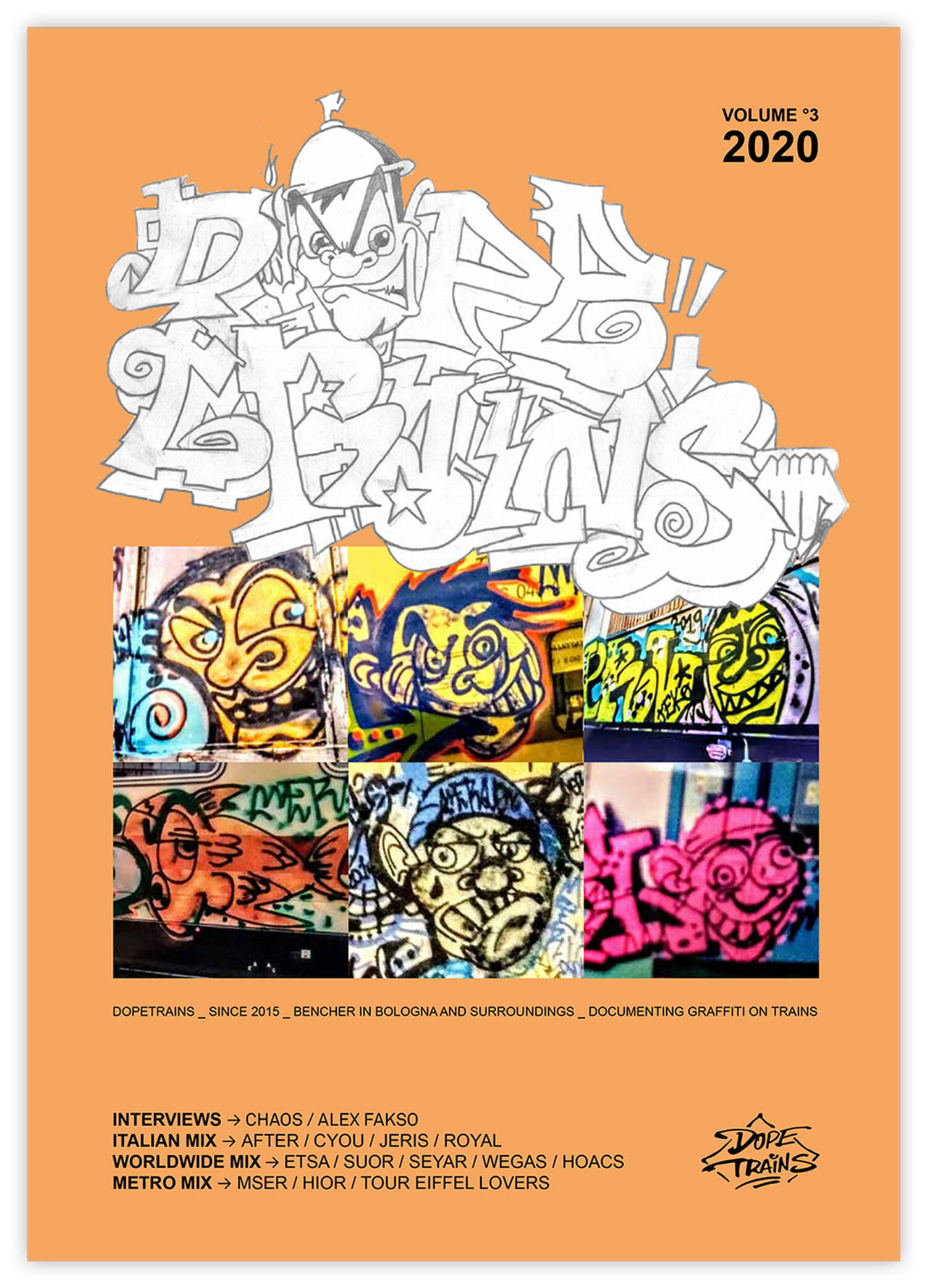 Dopetrains #3