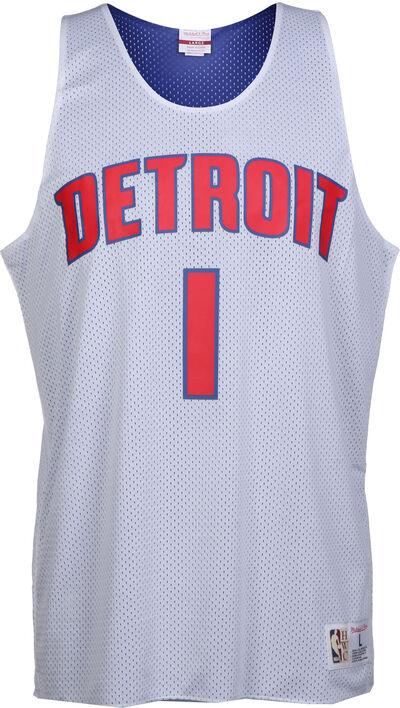 Detroit Pistons A. Iverson 2009 #1