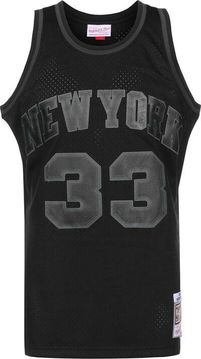 Back to Black New York Knicks Patrick Ewing