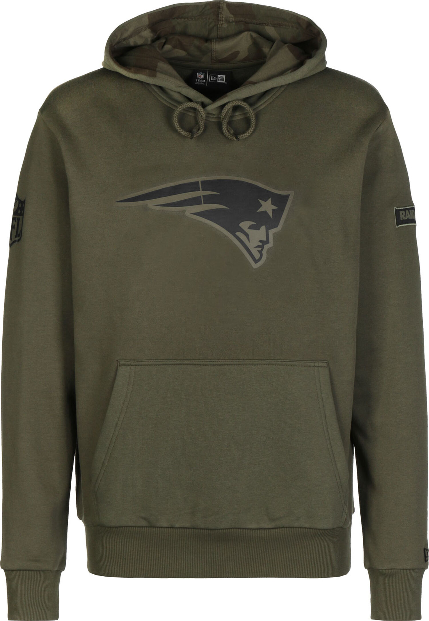 NFL Camo Collection New England Patriots