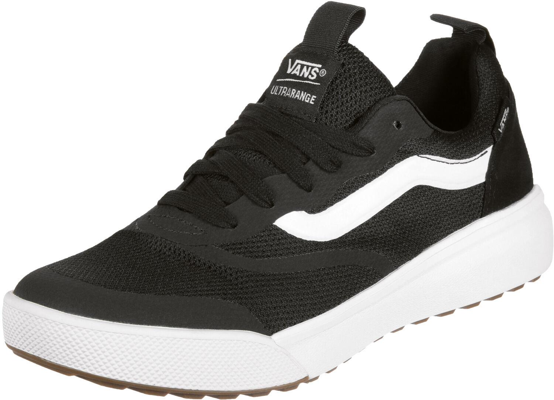 Vans UltraRange Rapidweld (Noir) - Baskets  Noir (Black White)
