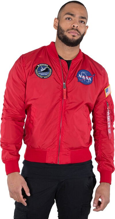 MA-1 TT NASA Reversible II