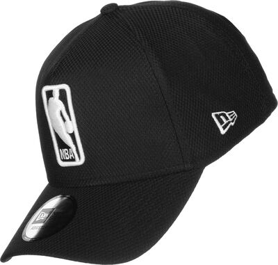 NBA Black Base Trucker Logo