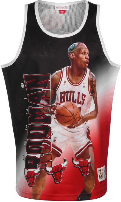 Chicago Bulls- Dennis Rodman