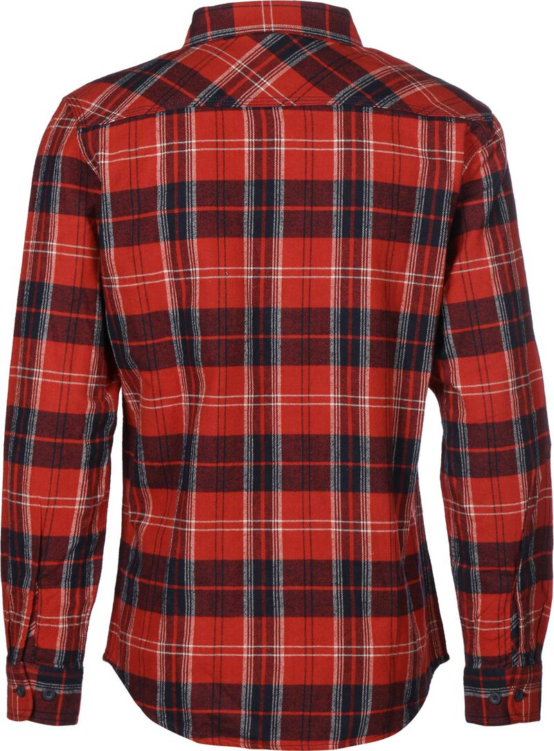 BOWERY LW L/S FLANNEL