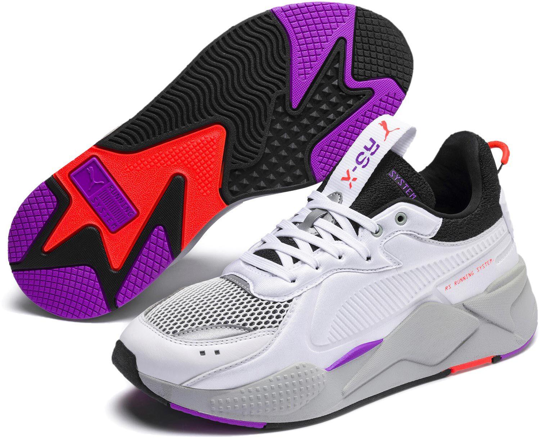 style élevé mercantilisme puma rs x softcase chaussures