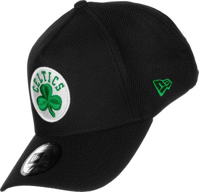 NBA Black Base Trucker Boston Celtics