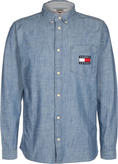 Chambray Badge