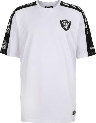 NFL Oversized Shoulder Print Oakland Raiders