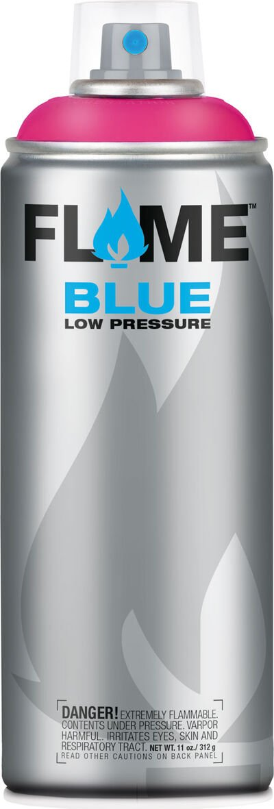 Flame Blue Neon 400 ml