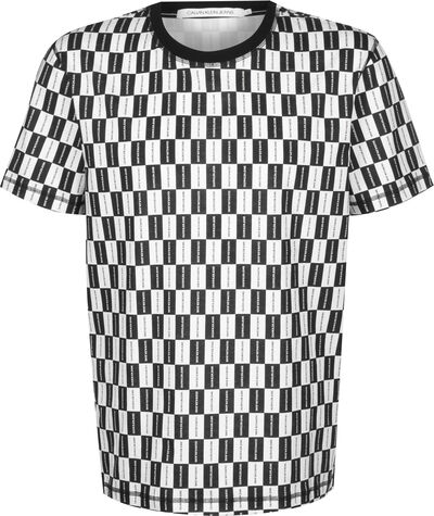Aop Checkerboard Relaxed