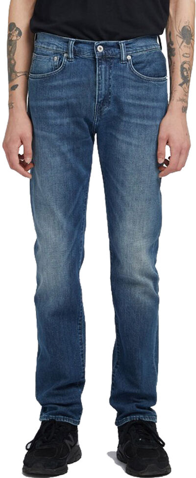 ED-80 Slim Tapered CS Red Listed