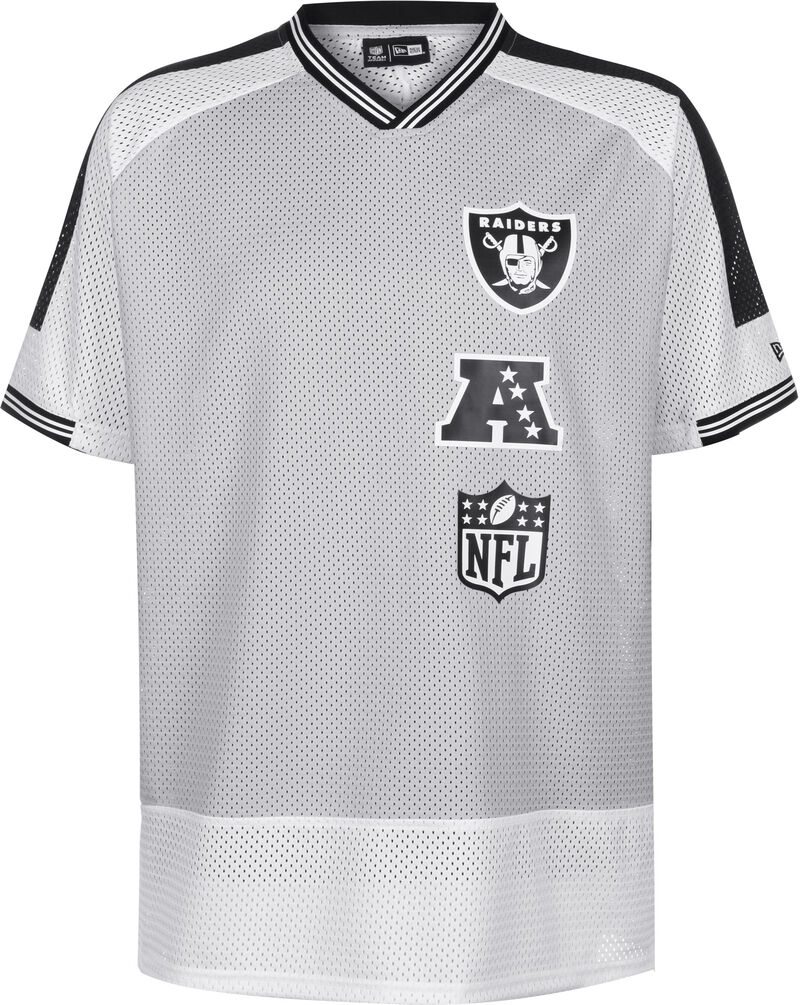 NFL Stacked Logo Oversized Oakland Raiders