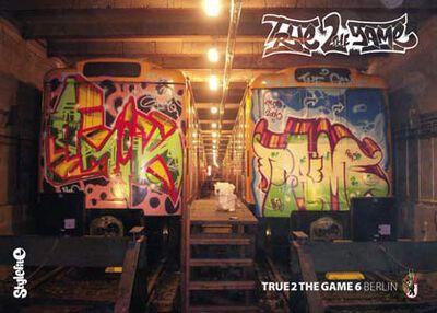True 2 the Game #6 Berlin