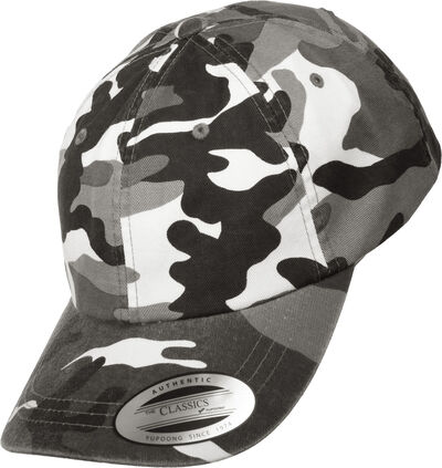 Low Profile Camo Washed