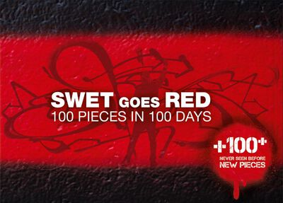 Swet Goes Red Hardcover