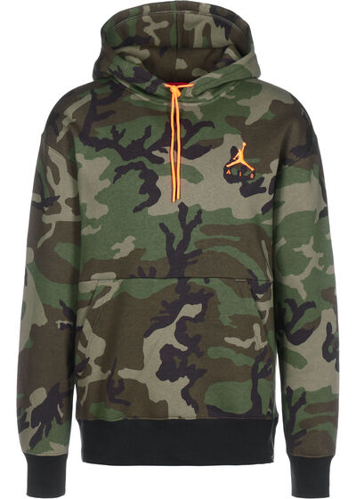 Jumpman Air Camo Fleece PO