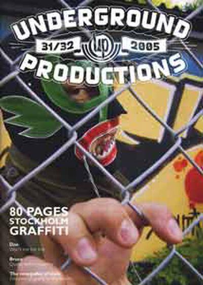 Underground Productions #31/32