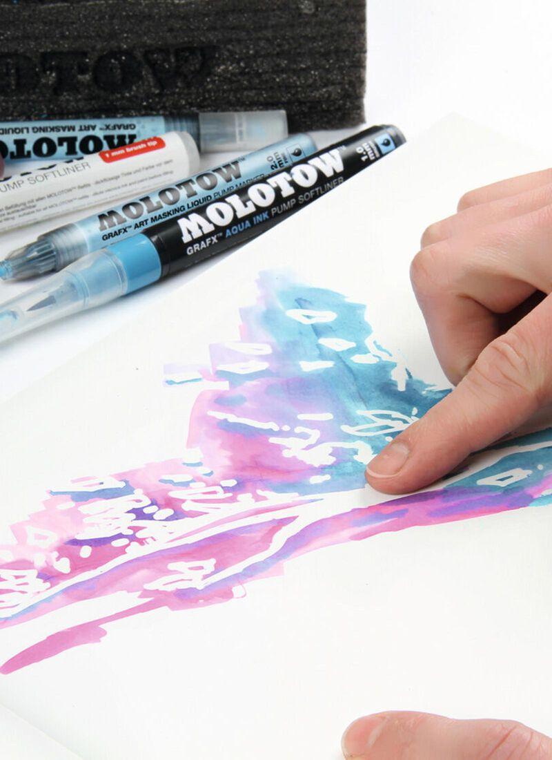 GRAFX Peel off Ink 30 ml