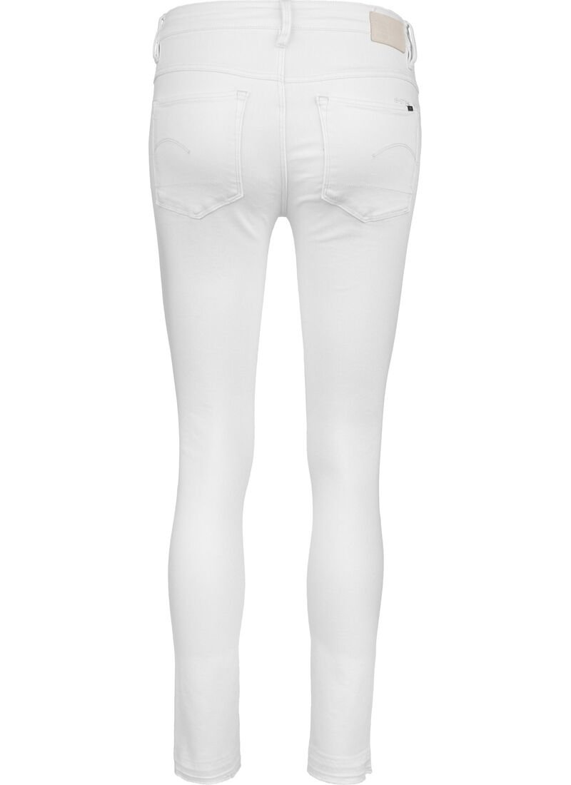 3301 High Skinny Ripped Edge Ankle