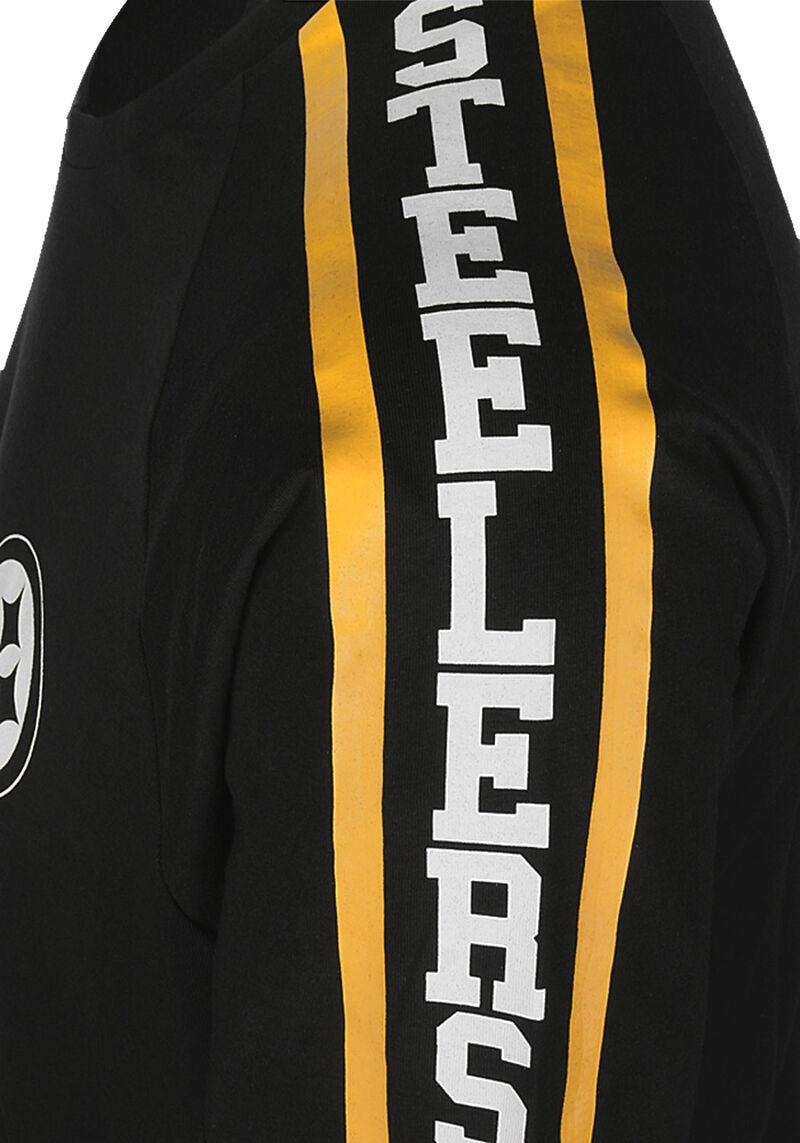 NFL Raglan Shoulder Print Pittsburgh Steelers